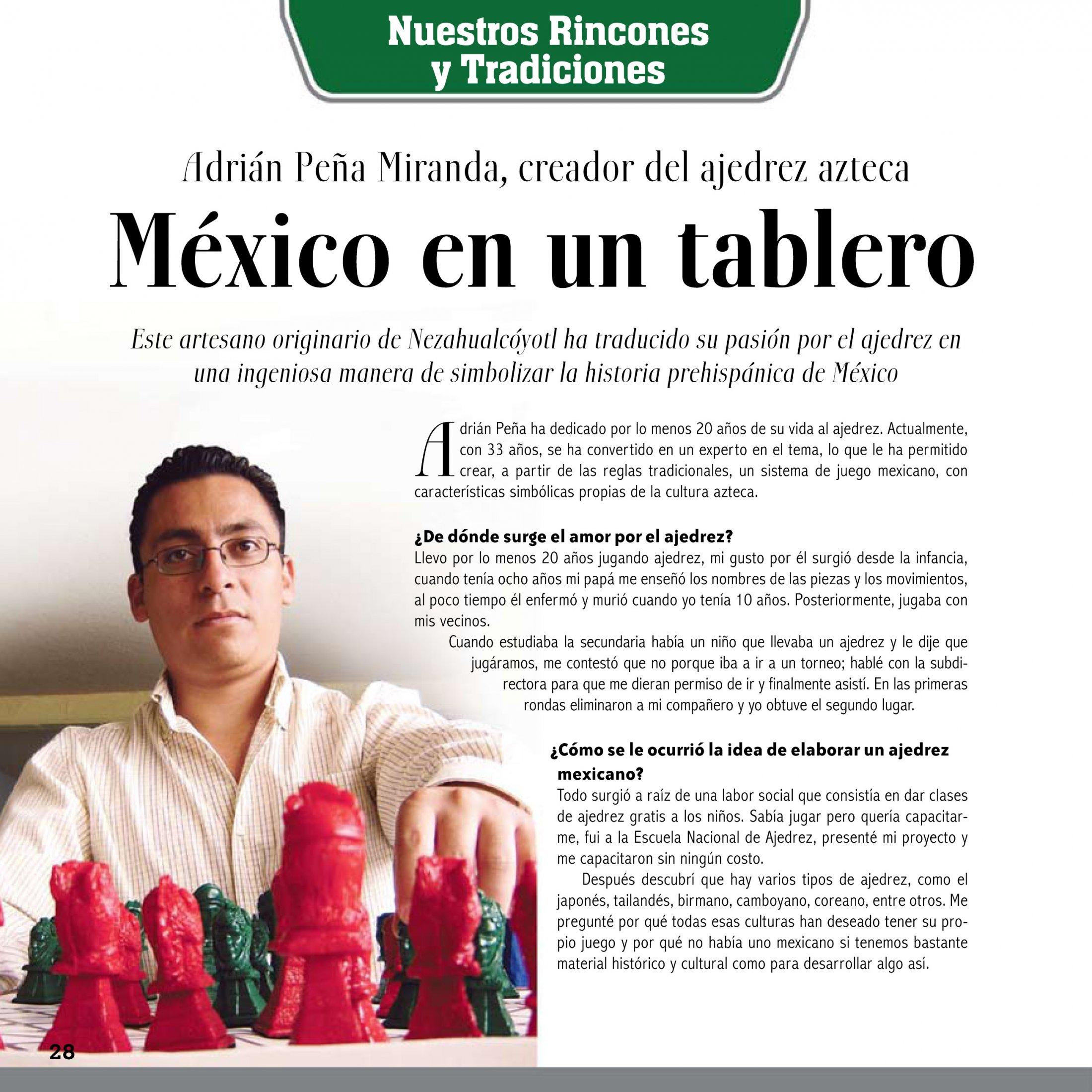 Ajedrez Azteca-1